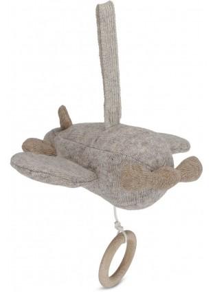 Konges Sløjd Activity-Spielzeug Spieluhr Flugzeug