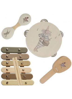 Konges Sløjd Musikinstrumente Set