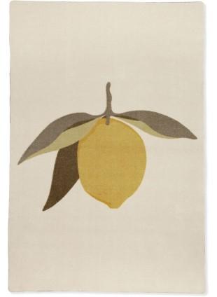 Konges Sløjd Teppich Lemon