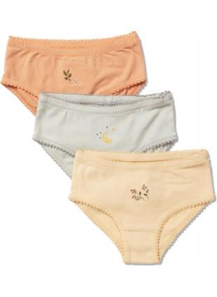 Konges Sløjd Kinder-Unterhosen im 3er-Set kaufen - Kleine Fabriek