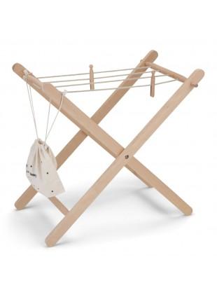 Konges Sløjd Holz-Spielzeug Wäscheständer Multi