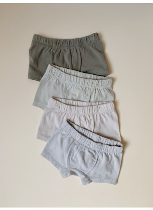 Konges Sløjd Boxershorts Set Cue Shades of Green