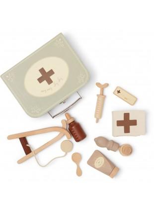 Konges Sløjd Holz-Spielzeug Arztkoffer