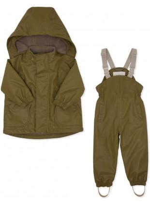 Konges Sløjd Regenanzug Set für Kinder kaufen - Kleine Fabriek