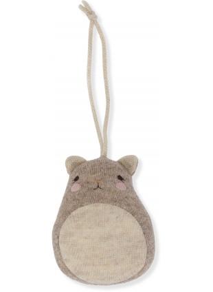 Konges Sløjd Activity-Spielzeug Cutie Hamster Latte