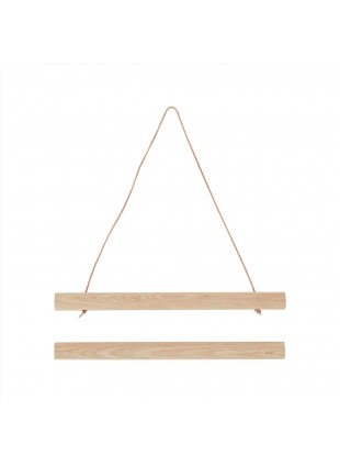 OYOY Wooden Frames Poster-Aufhängung Natur M