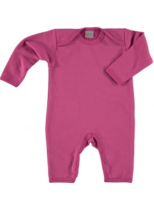 limobasics Baby-Overall Sweat Magenta