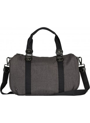 Dubatti One Wickeltasche Anthrazit Grey - Kleine Fabriek