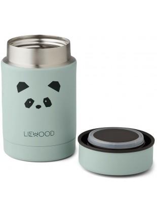 Liewood Isolierbehälter Panda Peppermint kaufen - Kleine Fabriek