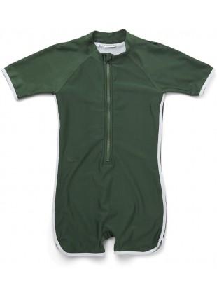 Liewood UV-Schwimmanzug in Grün kaufen - Kleine Fabriek