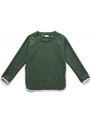 Liewood UV-Schwimmshirt Manta Garden Green kaufen - Kleine Fabriek