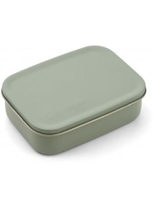 Liewood Edelstahl Lunchbox Frühstücksbox Jimmy Dino Peppermint