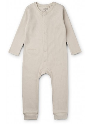 Liewood Overall Pyjama Birk Sandy