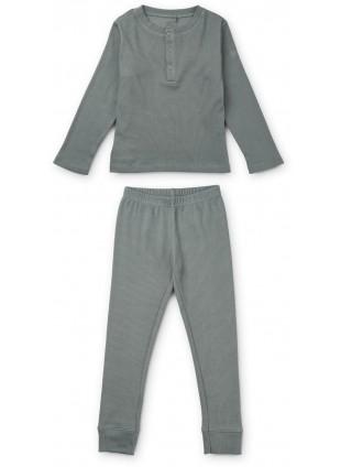 Liewood Pyjama Wilhelm Blue Fog