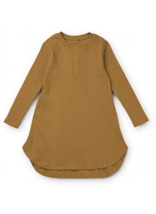 Liewood Nachthemd Alva Golden Caramel