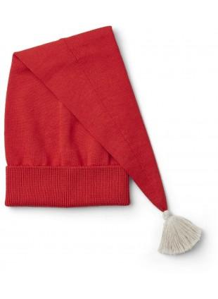 Liewood Weihnachtsmütze Alf Apple Red 1-3 Jahre