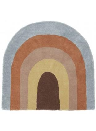 OYOY Teppich Regenbogen Multi