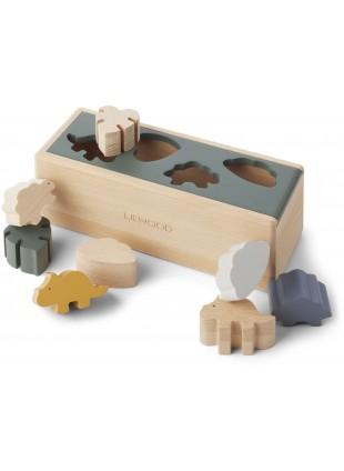 Liewood Sortierbox Dino Mix kaufen - Kleine Fabriek