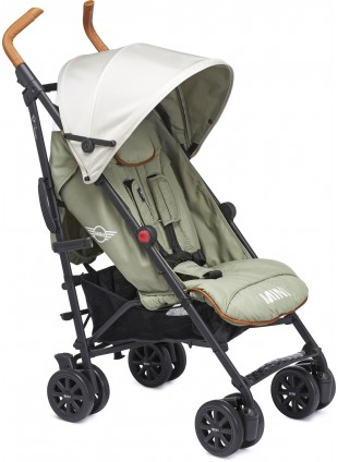 Easywalker MINI Buggy+ Greenland - Kleine Fabriek