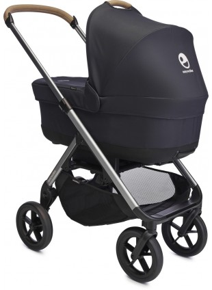 Easywalker Mosey+ Kinderwagen Set Charcoal Blue
