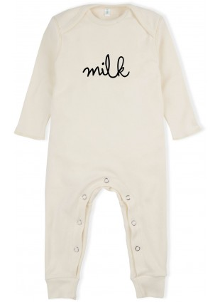Organic Zoo Baby-Overall Natural Milk