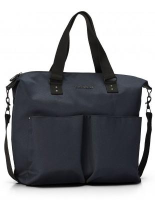 Easywalker Wickeltasche Sapphire Blue kaufen - Kleine Fabriek