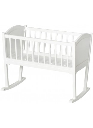 Oliver Furniture Babywiege Seaside Weiß