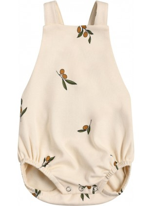 Organic Zoo Baby-Bloomers Olive Garden