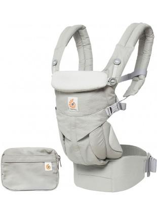 Ergobaby Babytrage Omni 360 Pearl Grey