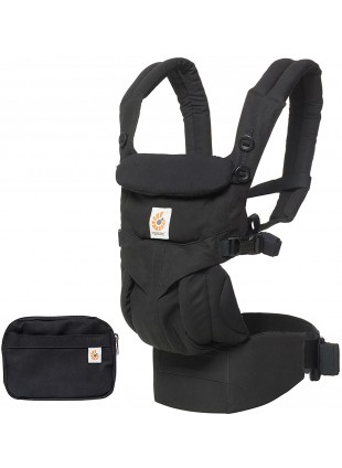Ergobaby Babytrage Omni 360 Pure Black