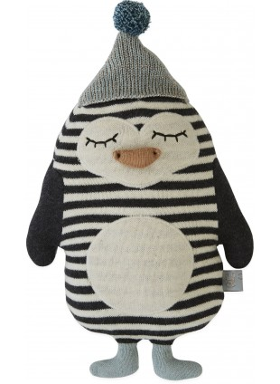 OYOY Kissen Darling Pinguin Baby Bob