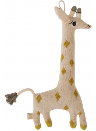 OYOY Kissen Darling Giraffe Baby Guggi - Kleine Fabriek