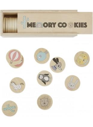 OYOY Memory Spiel Cookies - Kleine Fabriek
