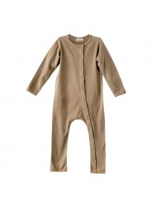 The Simple Folk Overall Perfect Pyjama Camel