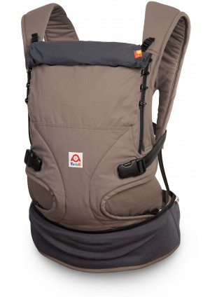Ruckeli Babytrage Basic Regular Light Taupe - Kleine Fabriek