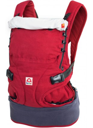 Ruckeli Babytrage Basic New Cranberry