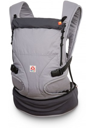 Ruckeli Babytrage Basic Regular Smoky Grey