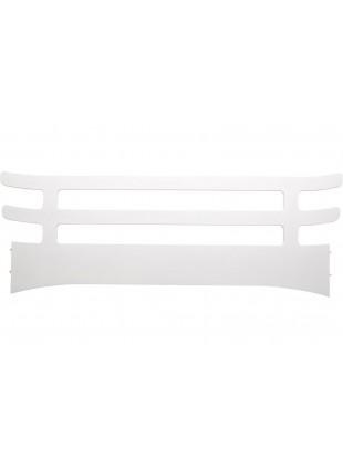 Leander Classic Rausfallschutz für Juniorbett Weiß