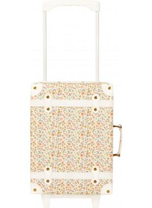 Olli Ella Kinder-Koffer Floral im Vintage-Look kaufen - Kleine Fabriek