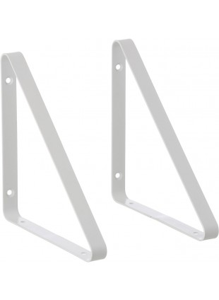 Ferm Living Regalhalterung Shelf Hangers Set Weiß - Kleine Fabriek