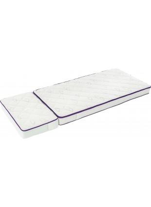 Träumeland Matratze Polarstern für Oliver Furniture Seaside Lille+ Babybett / Umbaubett (2-teilig)