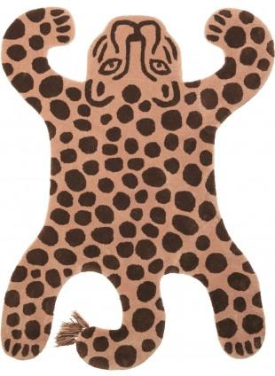 Ferm Living Safari Teppich Leopard