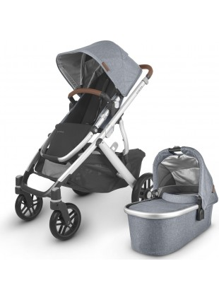 Uppababy Vista V2 Kinderwagen Set Gregory