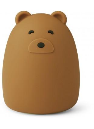 Liewood Nachtlicht Winston Mr. Bear Golden Caramel