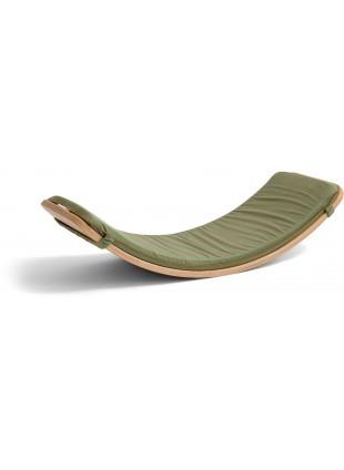 Wobbel Balance-Board Auflage Olive kaufen - Kleine Fabriek
