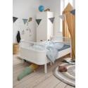 Sebra Baby-Spannbettlaken Jersey Königsblau - Kleine Fabriek