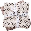 Done by Deer Mullwindel Wrap Windeltücher Set XL Happy Dots Rosa