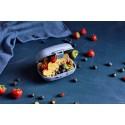 Monbento Snackbox Gram in Blau kaufen - Kleine Fabriek