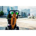 Tomkick Kinderwagen-Longboard hochgeklappt - Kleine Fabriek