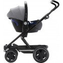 Britax Go Big 2 verstellbarer Travel-System mit Babyschale - Kleine Fabriek